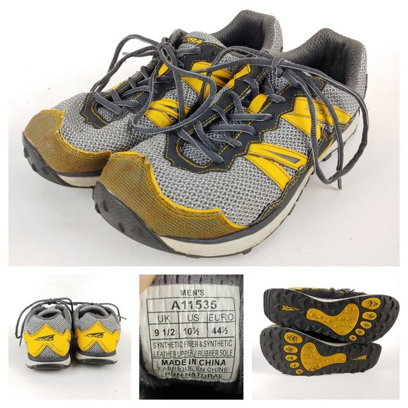 Altra Shoes Altra Shoes Lone Peak Zero Drop Trail Running 95 Poshmark